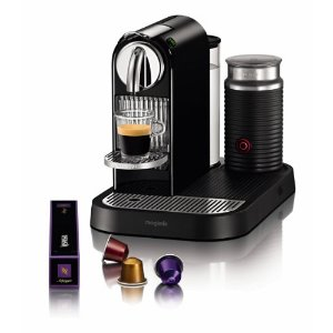 Nespresso CitiZ and Milk by Magimix M190