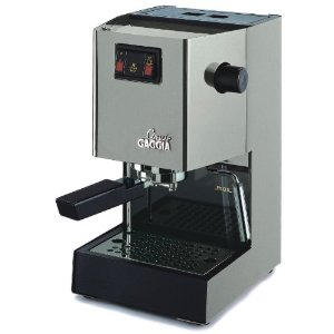 Buy the Gaggia Classic RI8161 Coffee Machine from Amazon UK